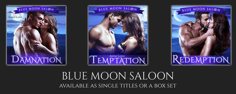 Blue Moon Saloon audio book cover images