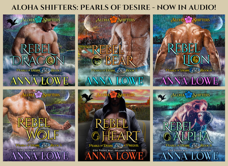 Pearls of Desire Audio Book Covers